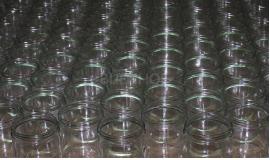 Weckpotten 500gr (Niet verpakt - 1-99) met deksel