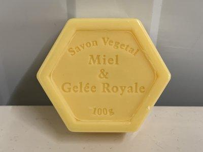 Honingzeep met koninginnebrij & mango (100gr)