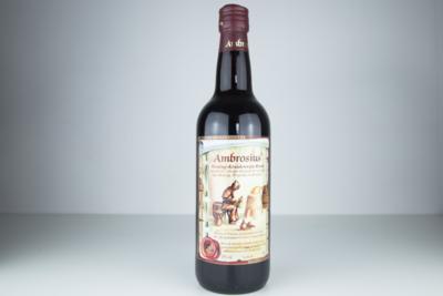 Ambrosia rode wijn