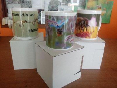 Tassen met print
